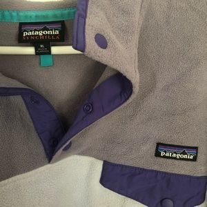 Patagonia Synchilla Snap- T Pullover Women's